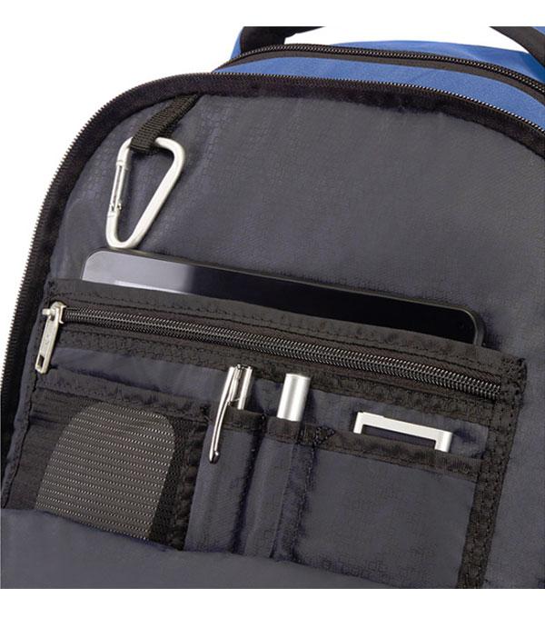 Рюкзак для ноутбука Samsonite Wanderpacks blue