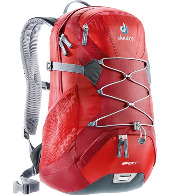 Рюкзак Deuter Spider cranberry-fire