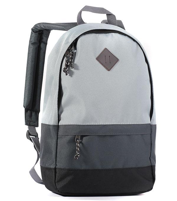 Рюкзак Studio58 M323 grey-dark-black