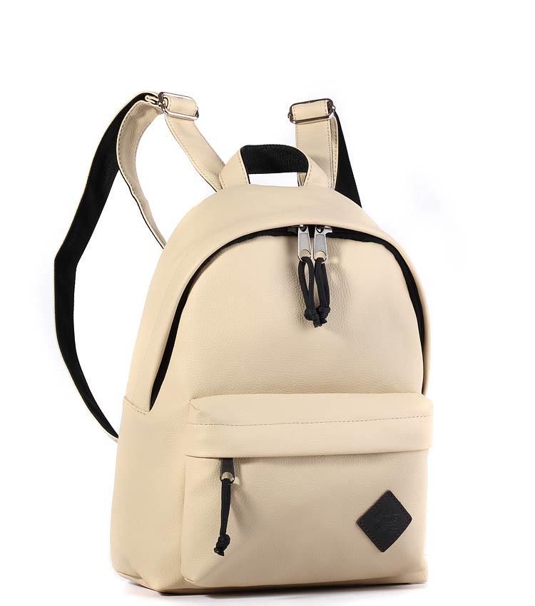 Женский рюкзак Studio58 m202 cream-leather