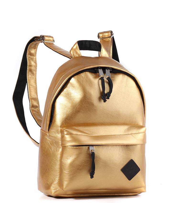 Женский рюкзак Studio58 m202 gold-leather