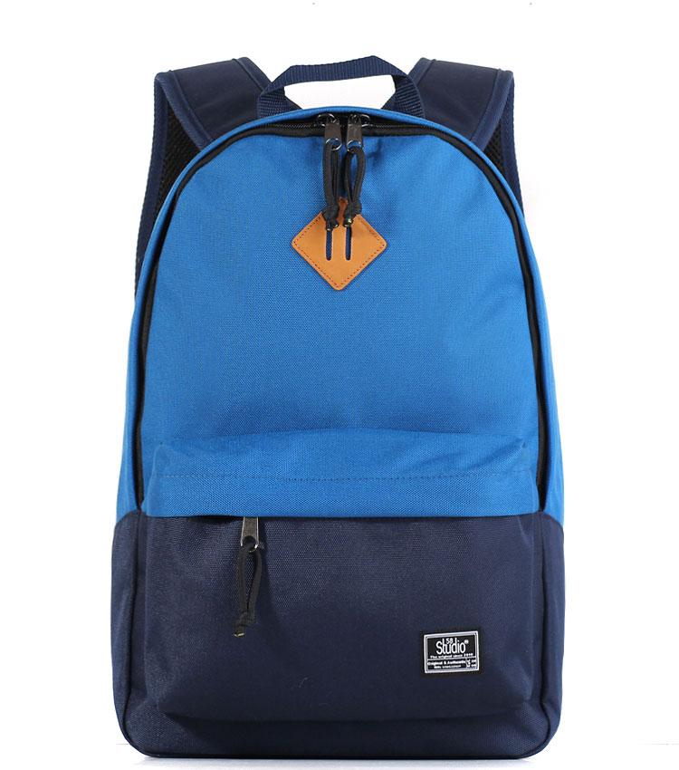 Рюкзак Studio58 M311 aqua-d.blue