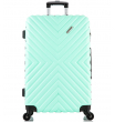 Большой чемодан спиннер L'case New-Delhi mint (71 см)