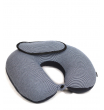 Дорожная подушка Travel Pillow Stripes blue strip