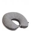 Дорожная подушка Travel Pillow Granules gray