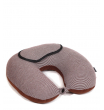 Дорожная подушка Travel Pillow Stripes brown strip