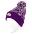 Шапка Запорожец Carpatians Purple