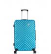 Малый чемодан спиннер L'case New-Delhi blue (50 см) ~ручная кладь~