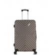 Малый чемодан спиннер L'case New-Delhi coffee (50 см) ~ручная кладь~
