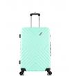 Малый чемодан спиннер L'case New-Delhi mint (50 см) ~ручная кладь~