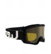 Маска для сноуборда WED'ZE G120 JUODI (размер S) - black
