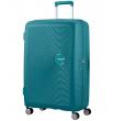 Большой чемодан American Tourister Soundbox Spinner Expandable 32G*14003 (77 см) Jade Green
