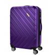 Большой чемодан Global Case GC031-АF078-28 - фиолетовый