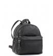Женский кожаный рюкзак Galanteya 41607 black