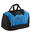 Футбольная сумка Puma Team Cat Football Bag blue