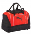 Футбольная сумка Puma Team Cat Football Bag red