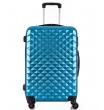 Средний чемодан спиннер L'case Phatthaya blue (69 см)