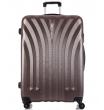Большой чемодан спиннер L'case Phuket coffe (76 см)