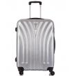 Средний чемодан спиннер L'case Phuket light-grey (69 см)