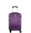 Малый чемодан спиннер L'case Phuket purple 60 см
