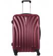 Средний чемодан спиннер L'case Phuket wine (69 см)