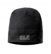 Шапка Jack Wolfskin REAL STUFF black