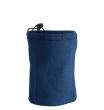 Шарф-труба с завязкой WED'ZE blue