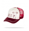 Бейсболка Roxy Truckin' DEEP RED