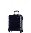 Малый чемодан спиннер Transworld 17192 night-blue (54см)