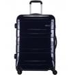 Большой чемодан спиннер Transworld 17192 night-blue (78 см)