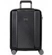 Большой чемодан спиннер Transworld 17230 black (75 см)