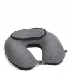 Дорожная подушка Travel Pillow Stripes black strip