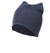 Легкая шапка с ушками WAG Топ259 jeans-melanje