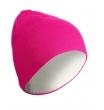 Шапка двухсторонняя WED'ZE REVERSE pink-white