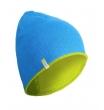 Шапка двухсторонняя WED'ZE REVERSE skyblue-green