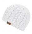 Белая шапка Ziener Ifjena White