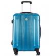 Средний чемодан спиннер L'case Bangkok blue (63 см)