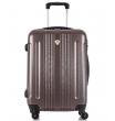 Средний чемодан спиннер L'case Bangkok coffe (63 см)