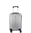 Малый чемодан спиннер L'case Bangkok light-grey (55 см ~ручная кладь~)