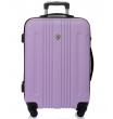Большой чемодан спиннер L'case Bangkok lilac (72 см)