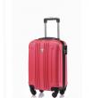 Малый чемодан спиннер L'case Bangkok peach pink (55 см ~ручная кладь~)