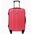 Средний чемодан спиннер L'case Bangkok peach pink (63 см)