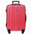 Большой чемодан спиннер L'case Bangkok peach pink (72 см)