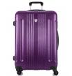 Большой чемодан спиннер L'case Bangkok purple (72 см)