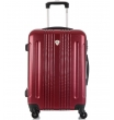 Средний чемодан спиннер L'case Bangkok wine (63 см)