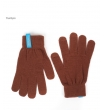 Перчатки для сенсорных устройств TrueSpin brown