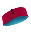 Повязка на голову WED'ZE reverse pink-blue