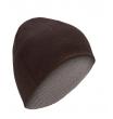 Шапка двухсторонняя WED'ZE REVERSE brown-grey