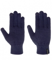 Перчатки Outventure Unisex Knitted темно-синие