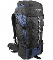 Туристический рюкзак Polar 931 blue (50 L)